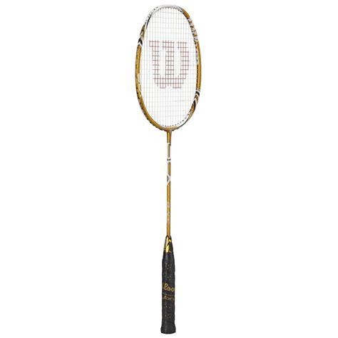 Raket Wilson Blade wilson blade blx badminton racket sweatband