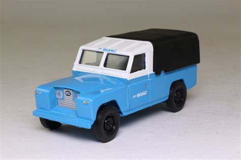 land rover corgi corgi classics 07408 land rover series 2 109 truck cab