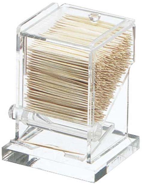 acrylic toothpick dispenser toothpick candy holders acrylic toothpick dispenser
