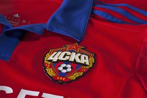 Cska Moscow Home 1415 Official 1 cska moscow unveil 2015 16 home jersey soccer365