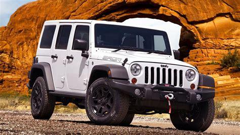 Jeep Sport 2017 Jeep Wrangler Unlimited Sport S Hd Car Wallpapers