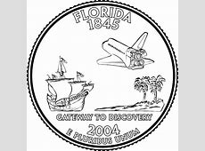 Back of a Quarter | ClipArt ETC Quarter Clipart