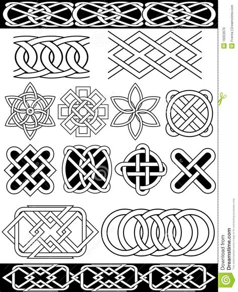 vector design royalty free stock images image 6446689 vector celtic knots stock vector illustration of indigenous 16053679