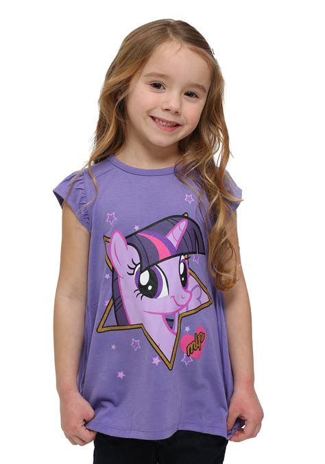 Sparkle Princess Tshirt my pony twilight sparkle ruffle sleeve t shirt