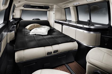 Truck Bed Bench New V Class Marco Polo The Outdoor Office Mercedesblog