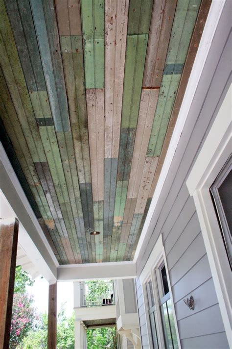 porch beadboard ceiling cedar hill ranch vintage bead board ceiling decor ceiling treatments pallet