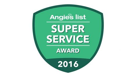 angies list what s so about the angie s list service award