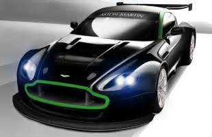 car race new aston martin racing unveils sketch of vantage gt2 the
