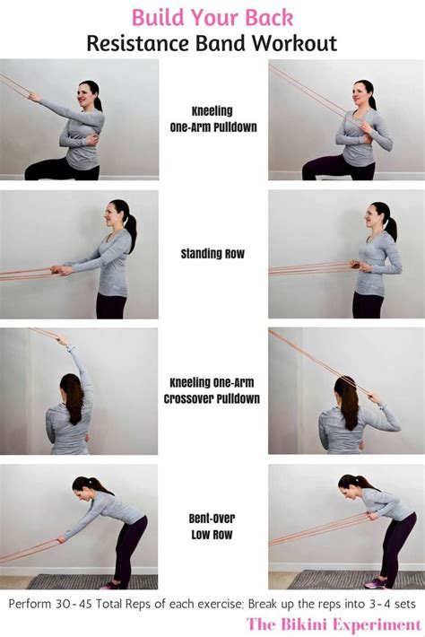 resistance workout at home 28 images resistance band