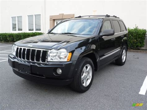 2005 Jeep Grand Codes 2005 Jeep Grand Limited Exterior Photos