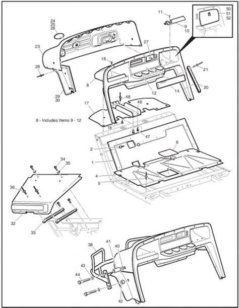 mpt1200g ez go wiring diagrams repair wiring scheme