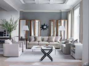 Gray Living Rooms by Inspiring Gray Living Room Ideas Photos Architectural Digest