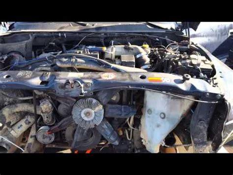 Fan Clutch Ford Ranger 2 5 2 9 3 0 removing a radiator fan clutch nut the easy way doovi