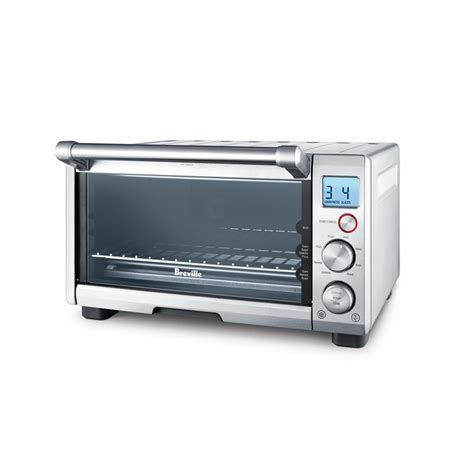 The Best Small Toaster Oven Breville Compact Toaster Oven Smart Oven Bov650xl