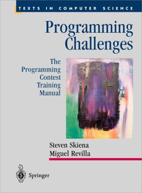 programming challenge free ebooks programming challenges