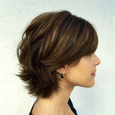 will a short haircut make my hair thicker 60 classy short haircuts and hairstyles for thick hair
