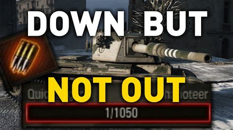 But Not Out by World Of Tanks But Not Out
