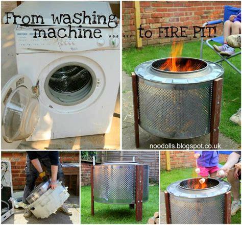 diy pit washing machine wonderful diy pit from washing machine