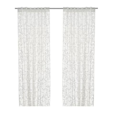 white sheer curtains ikea alvine rund curtains from ikea sheer but with a slight