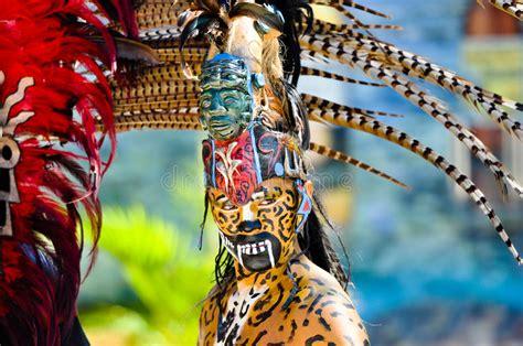 imagenes guerreros mayas guerreros antiguos mayas imagen de archivo editorial