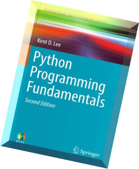 fundamentals of python programs books python programming fundamentals 2nd edition