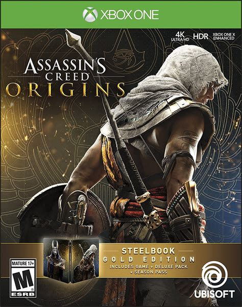 libro assassins creed origins 2018 assassin creed origins best xbox one games 2018 gaming pc guru