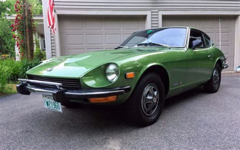 1974 Datsun 260z 5 Speed For Sale On Bat Auctions Sold