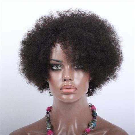 short hairstyles for kinky hair short afro wigs for black women short hairstyle 2013