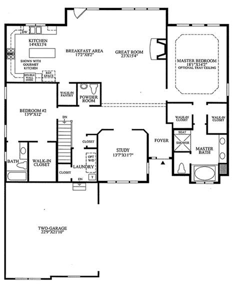 barrington floor plan regency at the woods of south barrington quick delivery