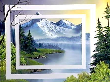 twoinchbrush bob ross database list of all bob ross paintings