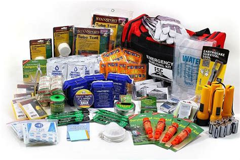earthquake kit be prepared earthquake survival tips that could save your