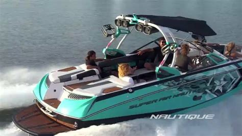 pavati boats uk the super air nautique g23 wake sports boat pulling us