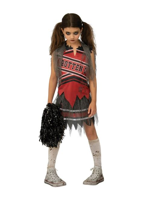 spirit gothic girl cheerleader costume gothic costumes