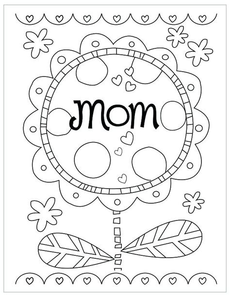 crayola coloring pages mothers day coloring pages for mothers day best mom ever picture