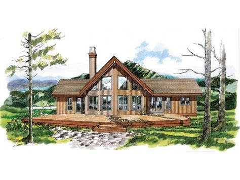 dream home plans luxury a frame ranch house plans luxury a frame house plans from