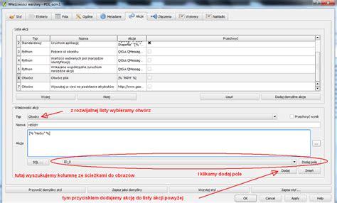qgis evis tutorial gis i okolice akcje w qgis