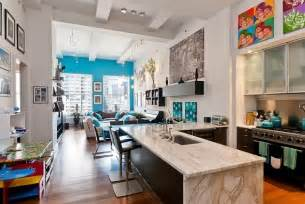 Home Design New York Style Modern And Fresh New York Loft Design Digsdigs