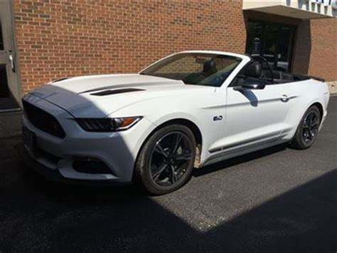 ford mustang gt msrp 2016 ford mustang gt cs demo nav 56k msrp waterloo