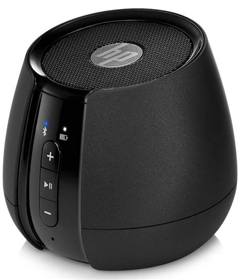 Speaker Bluetooth Hp buy hp s6500 bluetooth speakers black at best price in india snapdeal