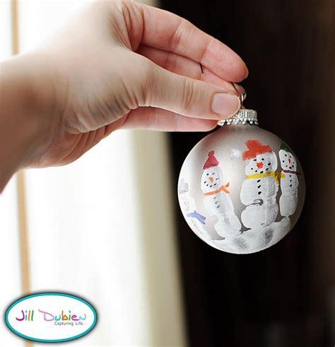 handprint ornaments preschool gifts pinterest