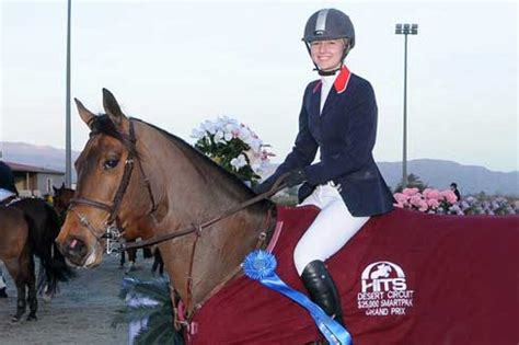 lucy davis reiterin lucy davis hits the bigtime the equestrian news