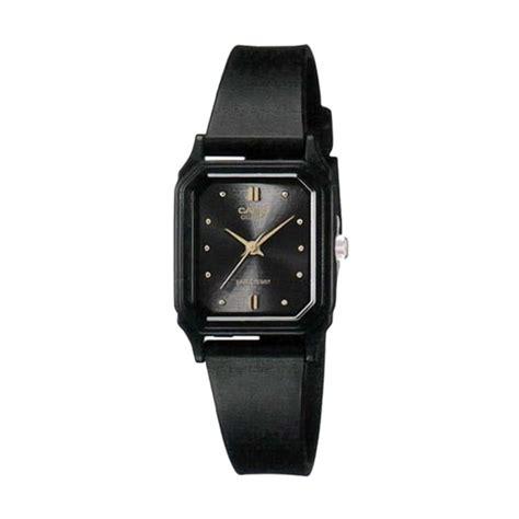 Jam Tangan Casio Casio Jam Tangan Wanita Hitam Karet Lx 500h 1e jual casio sporty lq 142e 1adf hitam jam tangan wanita harga kualitas terjamin