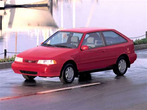 electric and cars manual 1992 mitsubishi precis navigation system hyundai excel x2 1989 1990 1991 1992 1993 1994 1995 1996 1997 1998 service manuals car service
