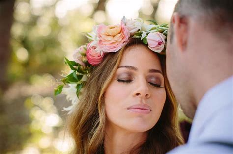 Wedding Hair And Makeup Northern Beaches by Shaun Theresa S Pretty Wedding At Palm