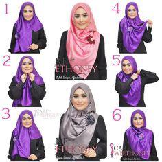tutorial pashmina jadi hijab syar i 1000 images about hijab on pinterest hijab tutorial
