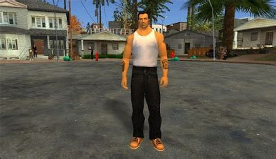 cara mod game gta vice city tommy vercetti gta vice city player gtaind mod gta