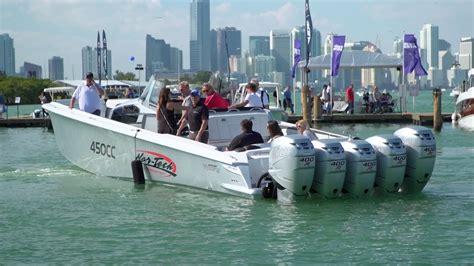 nor tech boats 450 vi test 229 ker nor tech med 5 x 400 mercury racing