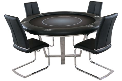 poker table with chairs for sale manetho round poker table with 4 matching chairs pharaoh usa