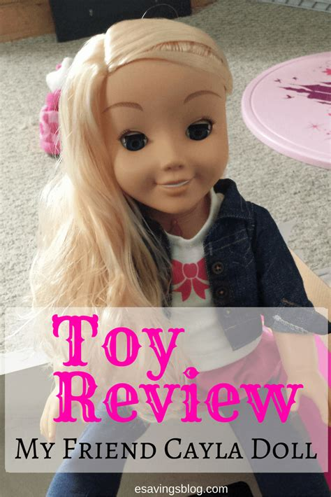 my friend cayla on my friend cayla doll review esavingsblog