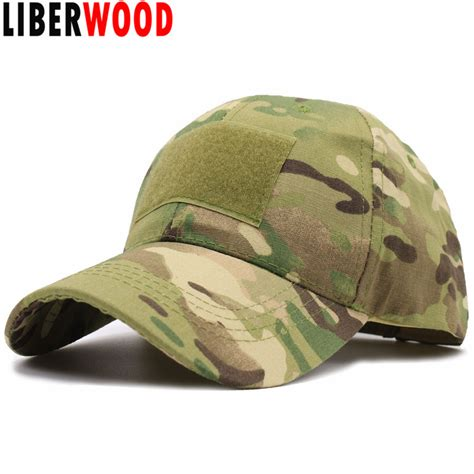 Topi Tactical Multicam Trucker liberwood bionic flag hat multicam black camouflage maple leaf tactical operator contractor